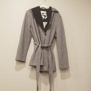 Grey Sebby jacket
